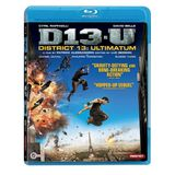 District 13: Ultimatum [Blu-ray]