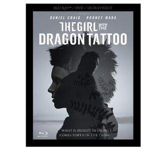 The Girl with the Dragon Tattoo (Three-Disc Combo Blu-ray / DVD + UltraViolet Digital Copy)