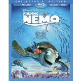 Finding Nemo (Three-Disc Collector's Edition: Blu-ray/DVD in Blu-ray Packaging)