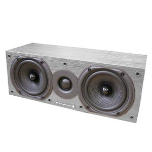 Wharfedale Diamond 9.CC Center Channel Speaker (silver)
