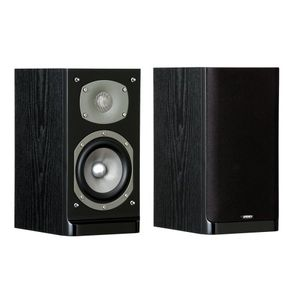 Energy C-100 Bookshelf Speakers (Pair, Black)