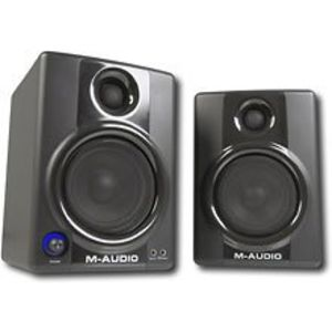 M-Audio  - Studiophile 4 inch Bookshelf Speakers