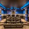 Hawkeye Mike's Home Theater...