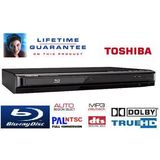 Toshiba Blu-ray Disc Player BDX1200 Blu-ray disc player