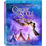 Cirque Du Soleil - Worlds Away (Three-Disc Combo: Blu-ray 3D / Blu-ray / DVD / Digital Copy)