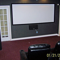 Lynch Home Theater