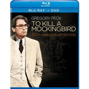 To Kill a Mockingbird 50th Anniversary Edition [Blu-ray + DVD]